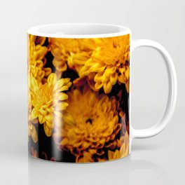 Fall flowers Coffee Mug