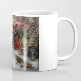 Where the wild things die Coffee Mug