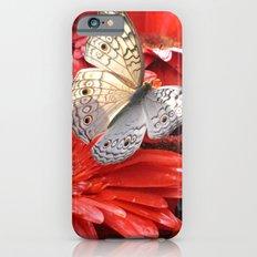Butterfly Garden iPhone 6s Slim Case