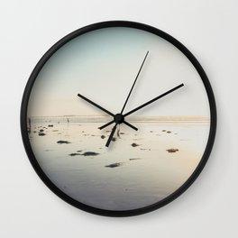Ocean Healing Wall Clock