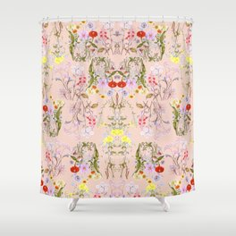 Botany Shower Curtain