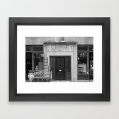 Antique Store Framed Art Print
