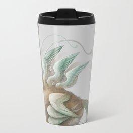 The Many-Winged Skullbird Travel Mug