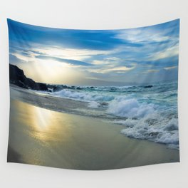 One Dream Sunset Hookipa Beach Maui Hawaii Wall Tapestry