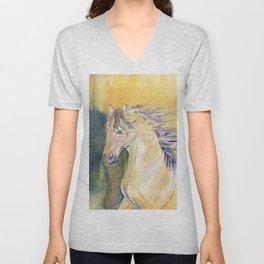 Horse Spirit Unisex V-Neck
