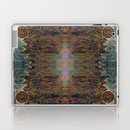 Nebulous Portal Emergence (Electric Gateway) (Reflected) Laptop & iPad Skin