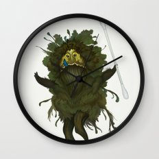 King Kawak Wall Clock