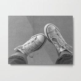 Wallflower Metal Print