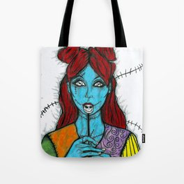 SALLY - THE NIGHTMARE BEFORE CHRISTMAS Tote Bag