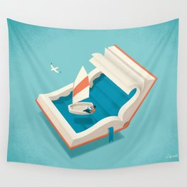 Sailing Wall Tapestry