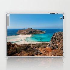 Balos Beach Laptop & iPad Skin