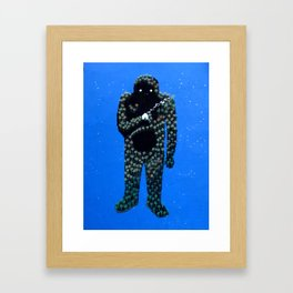 Gentleman Tao Framed Art Print