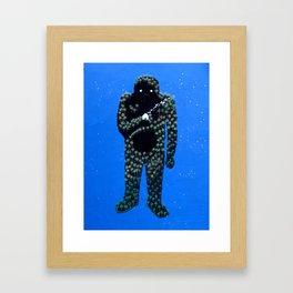 Gentleman Tao Framed Art Print