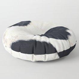 Cow Skin Floor Pillow