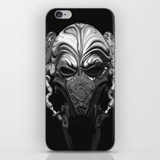 Master Pilot iPhone & iPod Skin