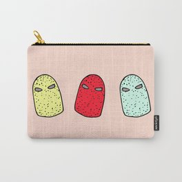 luchadores Carry-All Pouch