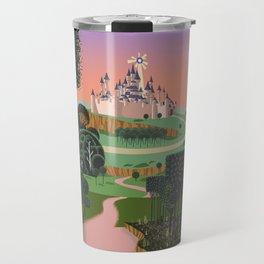 Dream for a Castle Travel Mug