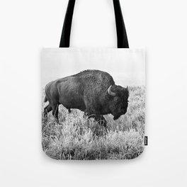 #bison Tote Bag