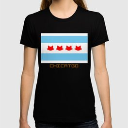 Chicatgo Flag T-shirt