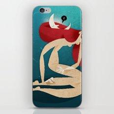 Luna Rossa iPhone & iPod Skin