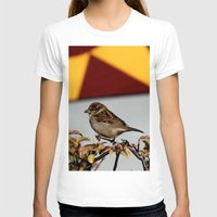 sparrow T-shirts featuring Sparrow by IowaShots