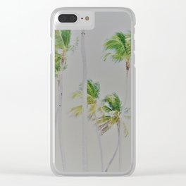 balmy Clear iPhone Case