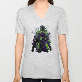 Future Halo Unisex V-Neck