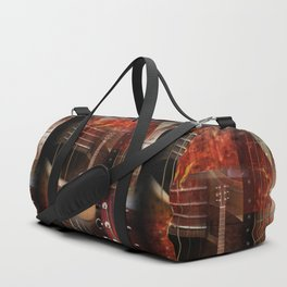 The acoustic guitar Duffle Bag