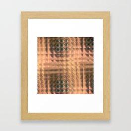 Eyes Bug Eye Framed Art Print