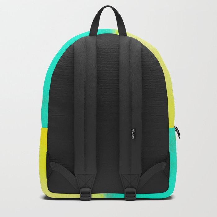 Birthday Yellow Backpack