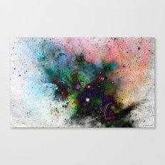 Everything is nothing 5 (therefore it was beautiful) Canvas Print