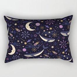 Sea Space Rectangular Pillow