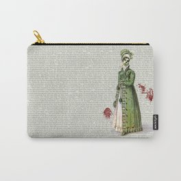 Pride & Prejudice - Zombified Carry-All Pouch