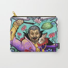 Uncle Sheo's Magic Show (Poor Haskill) Carry-All Pouch