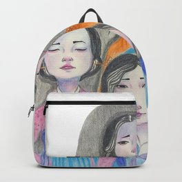 Those three women Backpack
