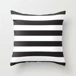 ALWAYS STRIPES Throw Pillow