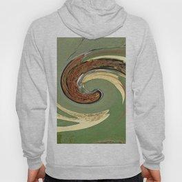 Swirl 05 - Colors of Rust / RostArt Hoody