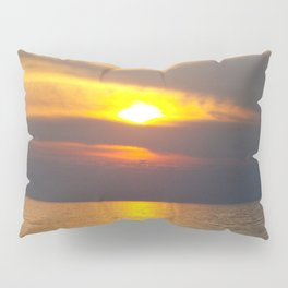 At Sunset Pillow Sham