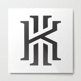 kay Metal Print