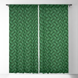 Pattern 046: Undulations III Blackout Curtain