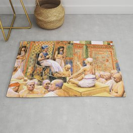 Joseph Interprets Pharaoh's Dream - Digital Remastered Edition Rug