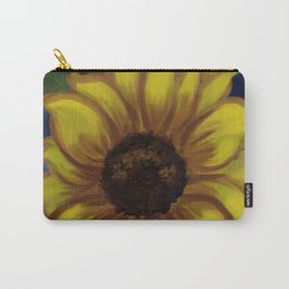 Dramatic Sunflower DP141118a Carry-All Pouch