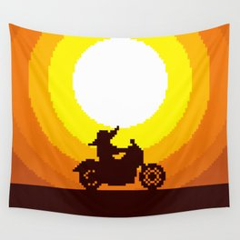 AND IVE GOT SUCH A LONG WAY TO GO TO GET IT TO THE BORDER OF MEXICO Wall Tapestry
