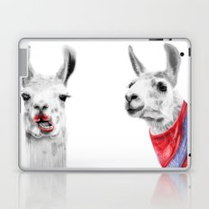 Lama Laptop & iPad Skin