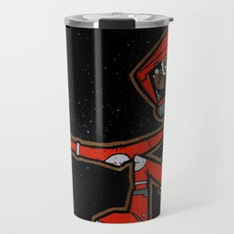 Space Monkey Travel Mug