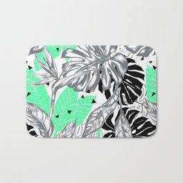 Neon tropics Bath Mat