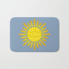 Ray of Sunshine Bath Mat