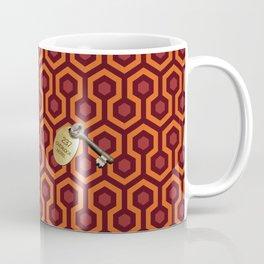 Shining Hotel Room 237 Coffee Mug