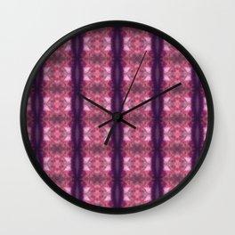 Microbio Plant Vein Wall Clock