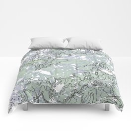 Contour Comforters
